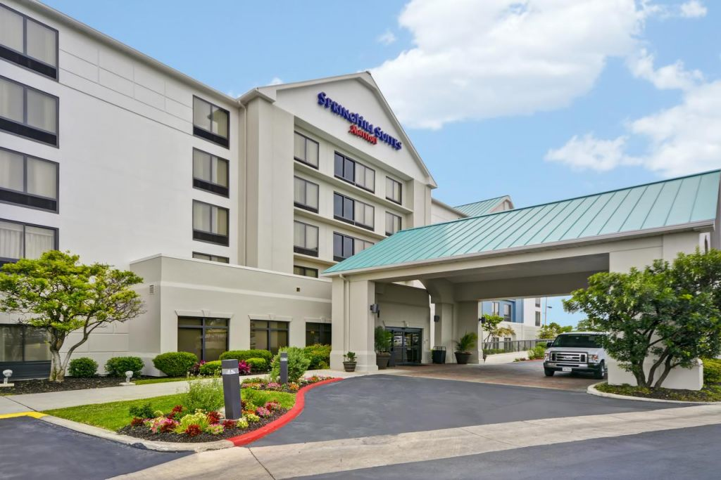 Springhill Suites By Marriott San Antonio Medical Center/northwest